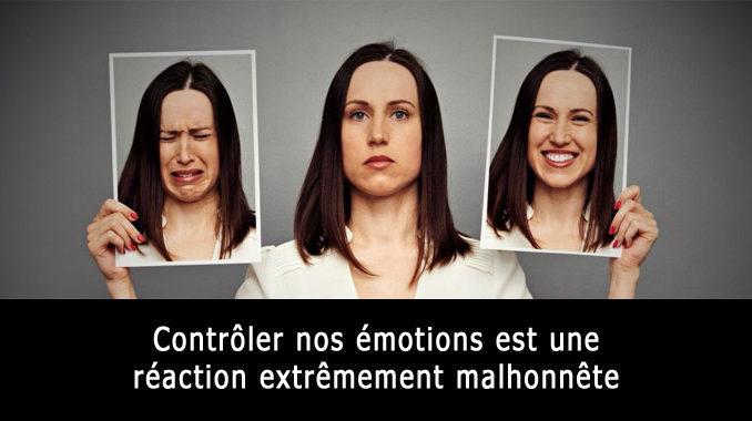 Comment contrôler ses émotions