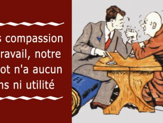Compassion au travail