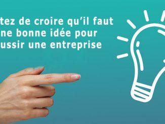 Bonne idée d'entreprise
